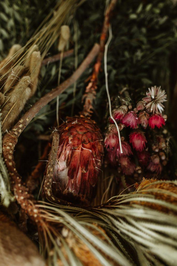 Trockenblumen Drögen Krams